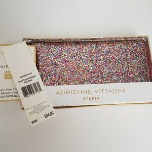 NWT Adrienne Vittadini Studio RFID Wallet
